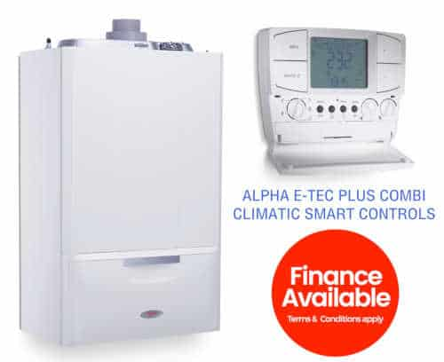 Winter Boiler Installation offer